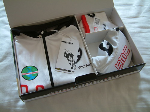 Assos BMC squadraMondo - Open Box
