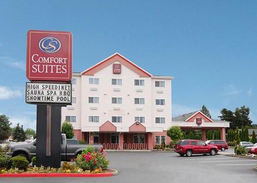 Comfort Suites Portland OR, Hotel in Gresham Area Portland