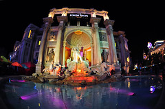 Trevi Fountain, Caesar's Palace, Las Vegas, Nevada (2009)