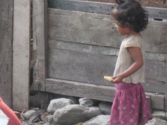 Little One (gord clements) Tags: nepal artsy dharan