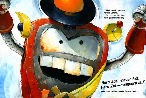 3792939837 e9182a7b0e Review of the Day: Robot Zot! by Jon Scieszka