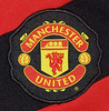 Manchester United 2009-10 home shirt badge