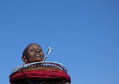 Samburu woman during tribal dance  - Kenya (Eric Lafforgue) Tags: africa beads kenya culture 5150 tribal tribes bead afrika tradition tribe ethnic tribo afrique ethnology tribu eastafrica beadednecklace quénia lafforgue ethnie ケニア quênia كينيا 케냐 кения beadsnecklace keňa 肯尼亚 κένυα кенија кенијa