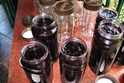 13-Compota em frascos reutilizados