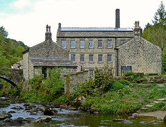 Gibson Mill, Hebden Bridge by Tim Green aka atoach
