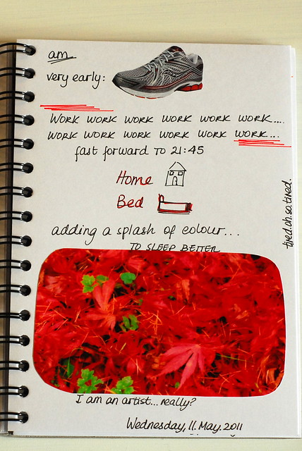 Creative Notebook 3. Wednesday