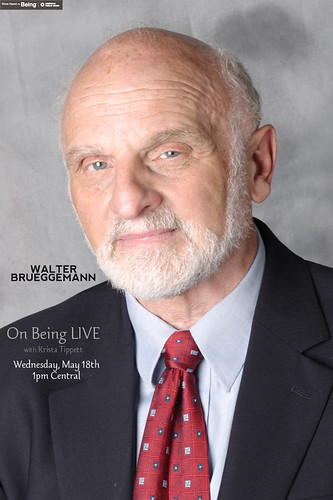 Live Interview with Walter Brueggemann