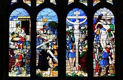 ¶ Εγραψε δε και τιτλον ο Πιλατος και εθεσεν επι του σταυρου· ητο δε γεγραμμενον· Ιησους ο Ναζωραιος ο Βασιλευς των Ιουδαιων.