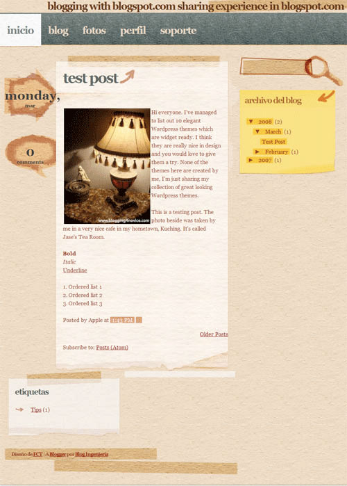 3292195611 6ab7a03be6 o 50 (Most) Beautiful Blogger Templates blogger এর জন্য আরো ২৫টি জটিল টেম্পলেট [ডেমো সহ]