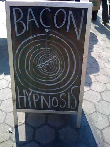 Bacon Hypnosis