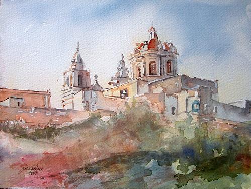 Art in Malta. Fawwara