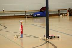 Badminton (kenyaya) Tags: toronto ontario canada canon rebel xs 1000d