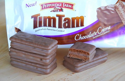 tim tams biscuits