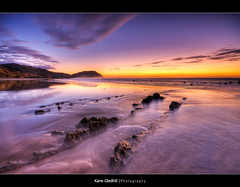 The first city in the world to greet the sun each day ...... ;) ([ Kane ]) Tags: ocean city sea newzealand beach water dawn rocks searchthebest explore nz kane hdr gisborne gledhill 400d alemdagqualityonlyclub kanegledhill humanhabits firsttoseethesun kanegledhillphotography