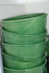 Green dishes 3