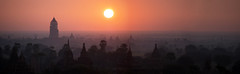 Bagan Sun Rise