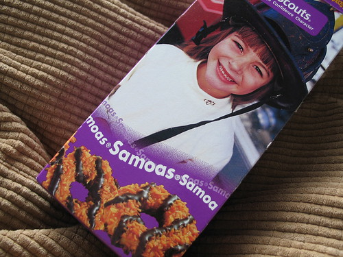 Girl Scout Cookie Season,