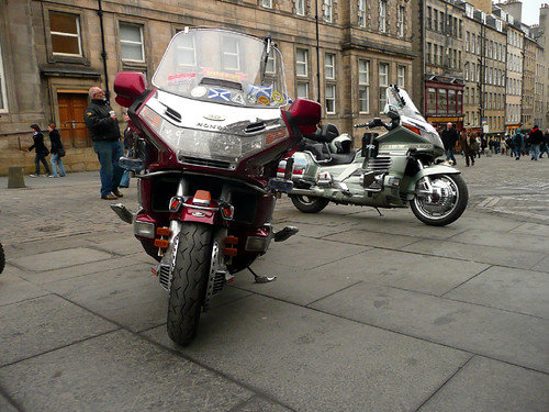 Gold Wing Bikes