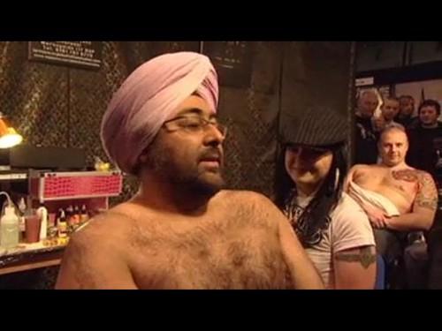 Hardeep Singh Kohli. Hardeep Singh Kohli Shirtless