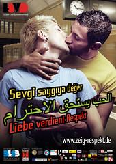 Love deserves respect!