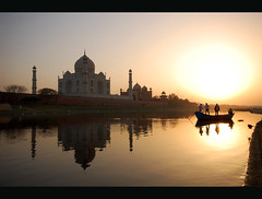 Indian Sunset (lorytravelforever) Tags: india bravo tajmahal agra yamuna outstandingshots holidaysvacanzeurlaub eccotialdildellasognanteimmagine