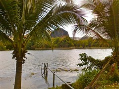 River Kwai Thailand (markthehat) Tags: river thailand the kwai