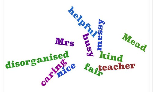 Mrs Mead wordle