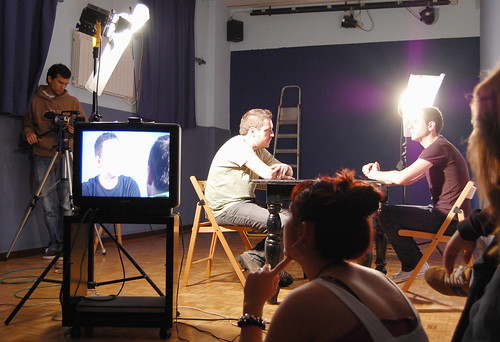 El actor y el montaje cinematográfico
