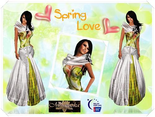 Mashooka Design - Spring Love