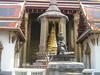 Smiling Hermit - Wat Phra Kaew