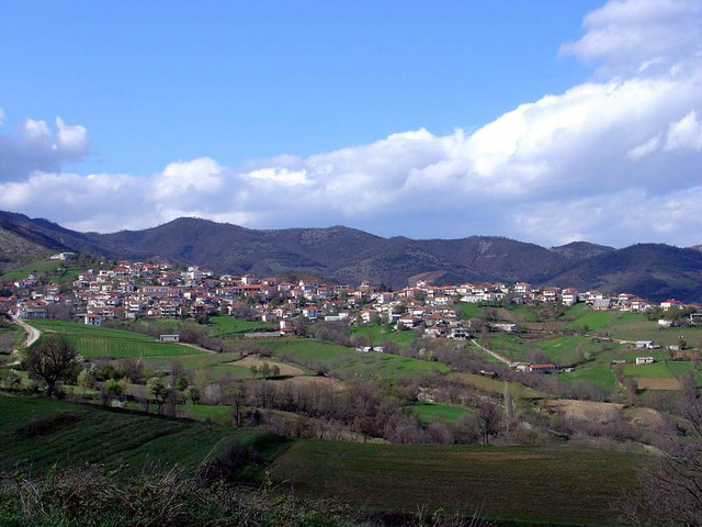 Θεσσαλία - Τρίκαλα - Δήμος Χασίων Αγνάντια