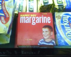 happy boy margarine