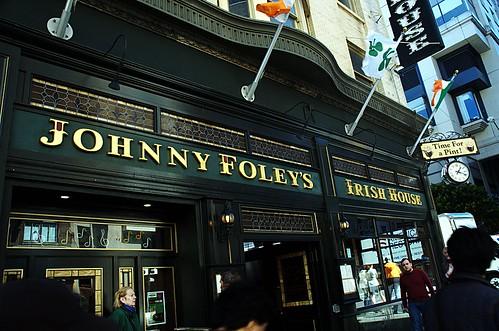 Johnny Foleys Irish Pub