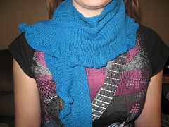 Light weight scarf