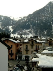 view of the mountains (Sonata Crew) Tags: snow mountains courmayeur