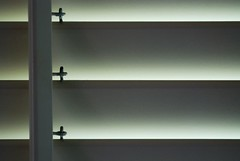 "Three ""Blind"" Mice (rickhanger) Tags: 3 abstract three blinds minimalism windowblinds soe windowshade abigfave rickhanger rickhangerphotography"