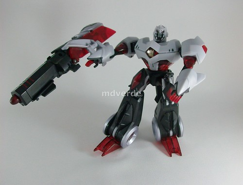 Transformers Megatron Animated Voyager - modo robot