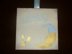 wall plaque boy (qt patootie) Tags: wall set plaque basket little towel gift blanket miss receiving hooded