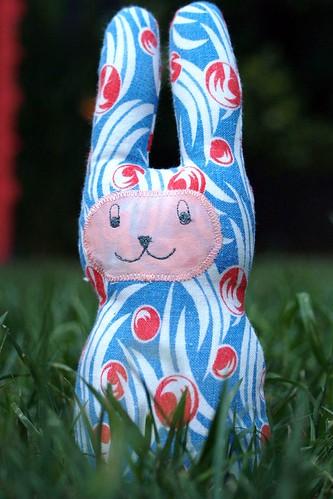 Oliver's Easter Bunny 2009