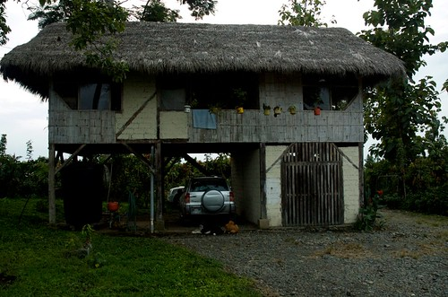 The House at Hacienda Limón.