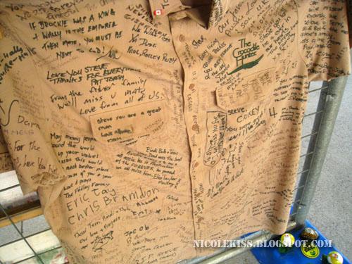 steve irwin shirt