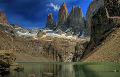 Torres del Paine (ik_kil) Tags: chile patagonia me torresdelpaine 1001nights hdr gera parquenacional my patagoniachilena pntorresdelpaine regiondemagallanes artofimages bestcapturesaoi tripleniceshot mygearandmepremium mygearandmebronze mygearandmesilver