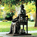 Elizabeth Blackwell Statue at Hobart William and Smith College