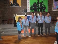 137 Sallejam 09 Ceremonia de paso a Ranger de Rebeca