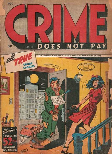 Crime Does Not Pay 43