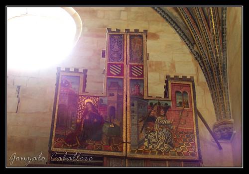 Órgano de la Capilla de Ayala - Catedral Vieja de Salamanca