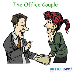 Office Humor: Office Stereotypes- The Office Couple