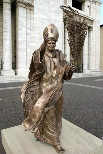 IT07 2928 Pope John Paul II, Basilica di Santa Maria degli Angeli, Assisi