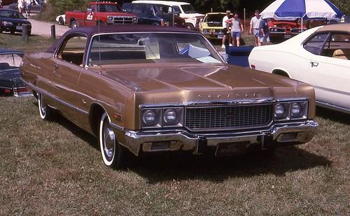 Chrysler Newport 1973 1973 Chrysler Newport 2 Door