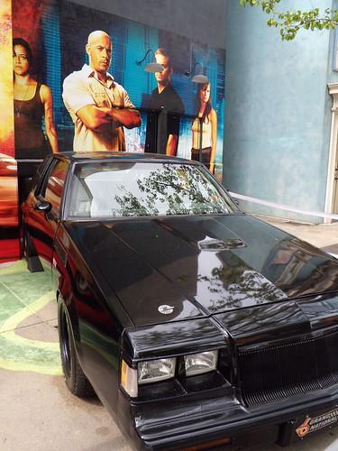 Fast & Furious 1987 Buick Grand National car